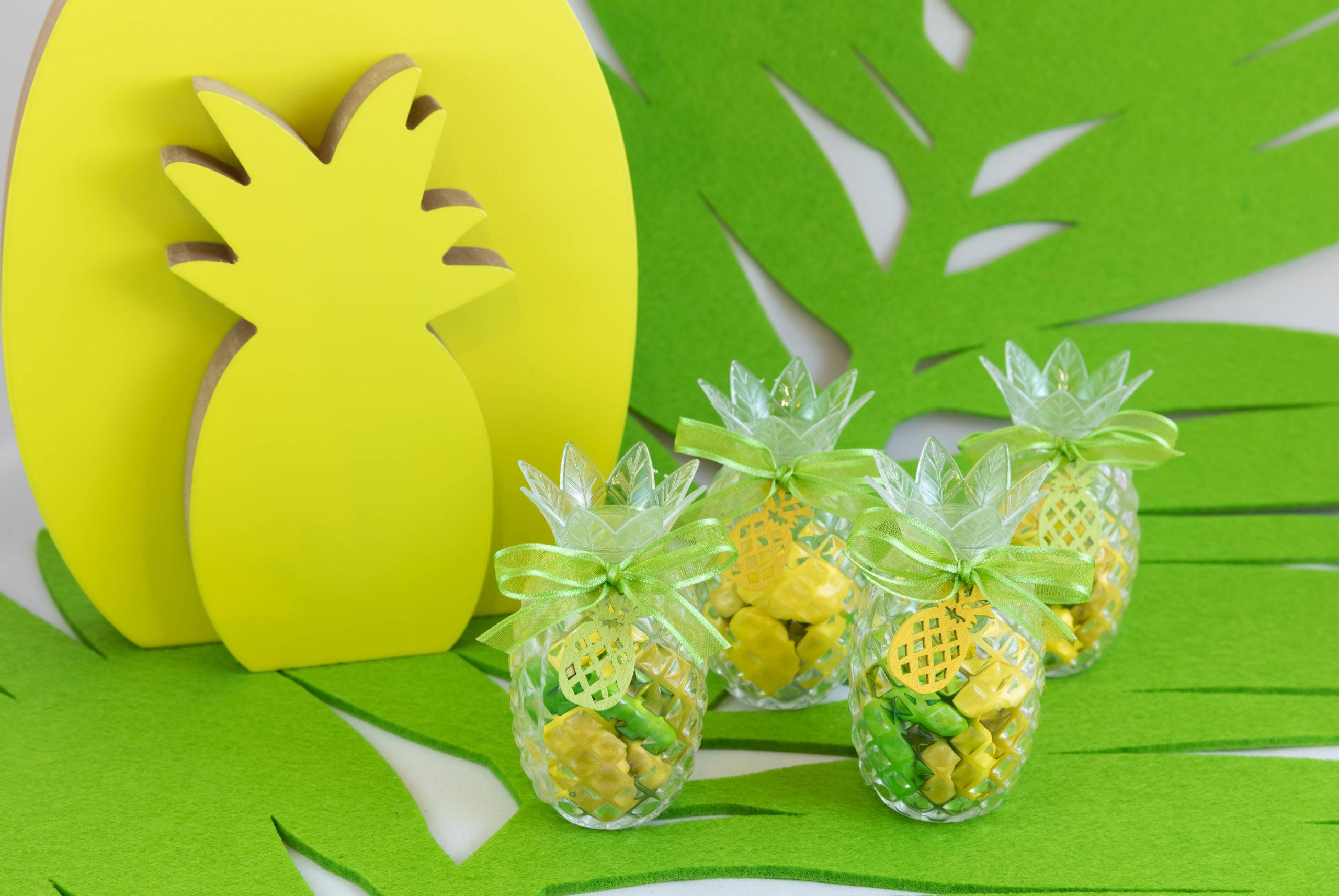 Boite ananas -