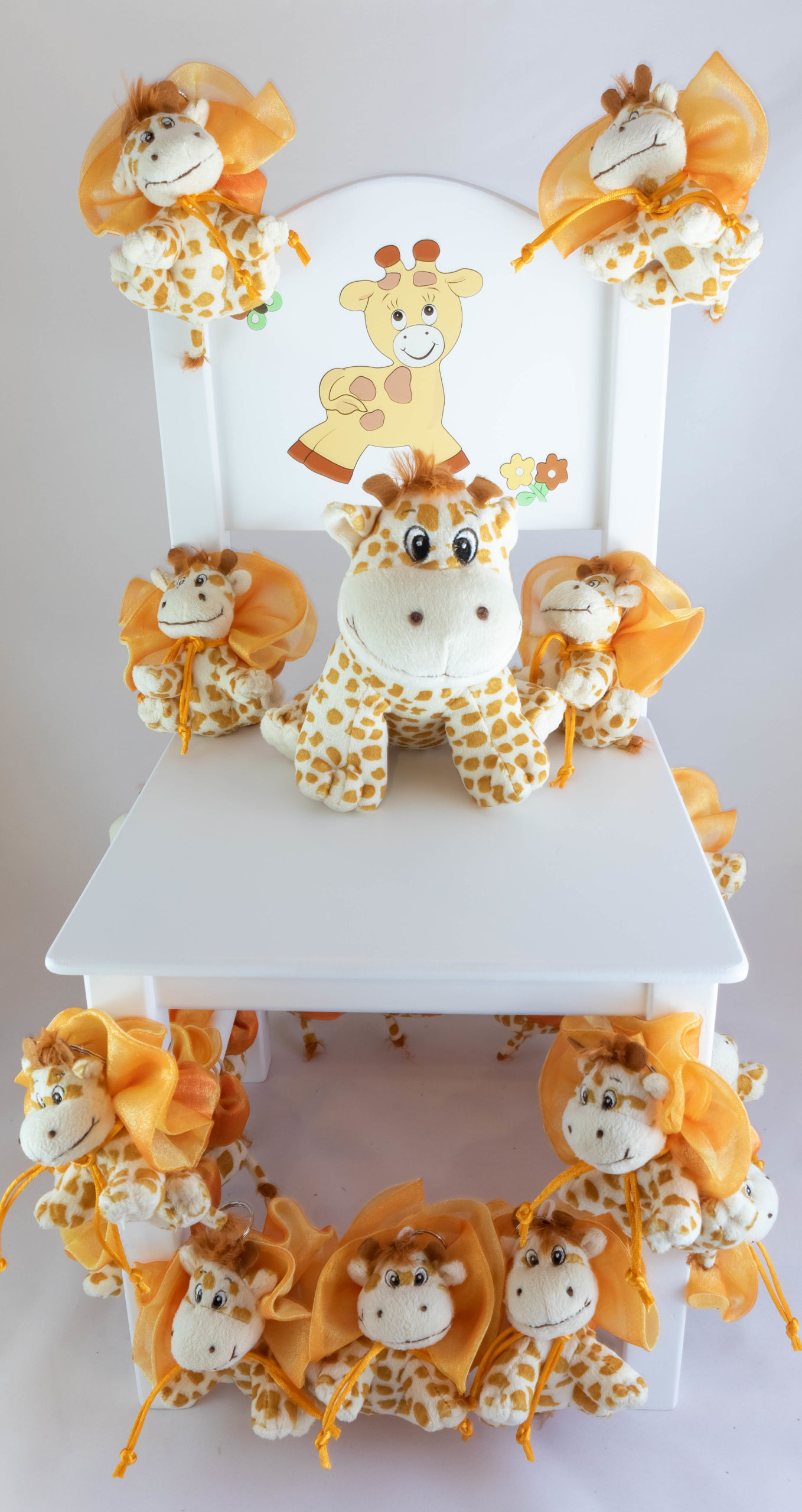 Chaise - Girafe Image