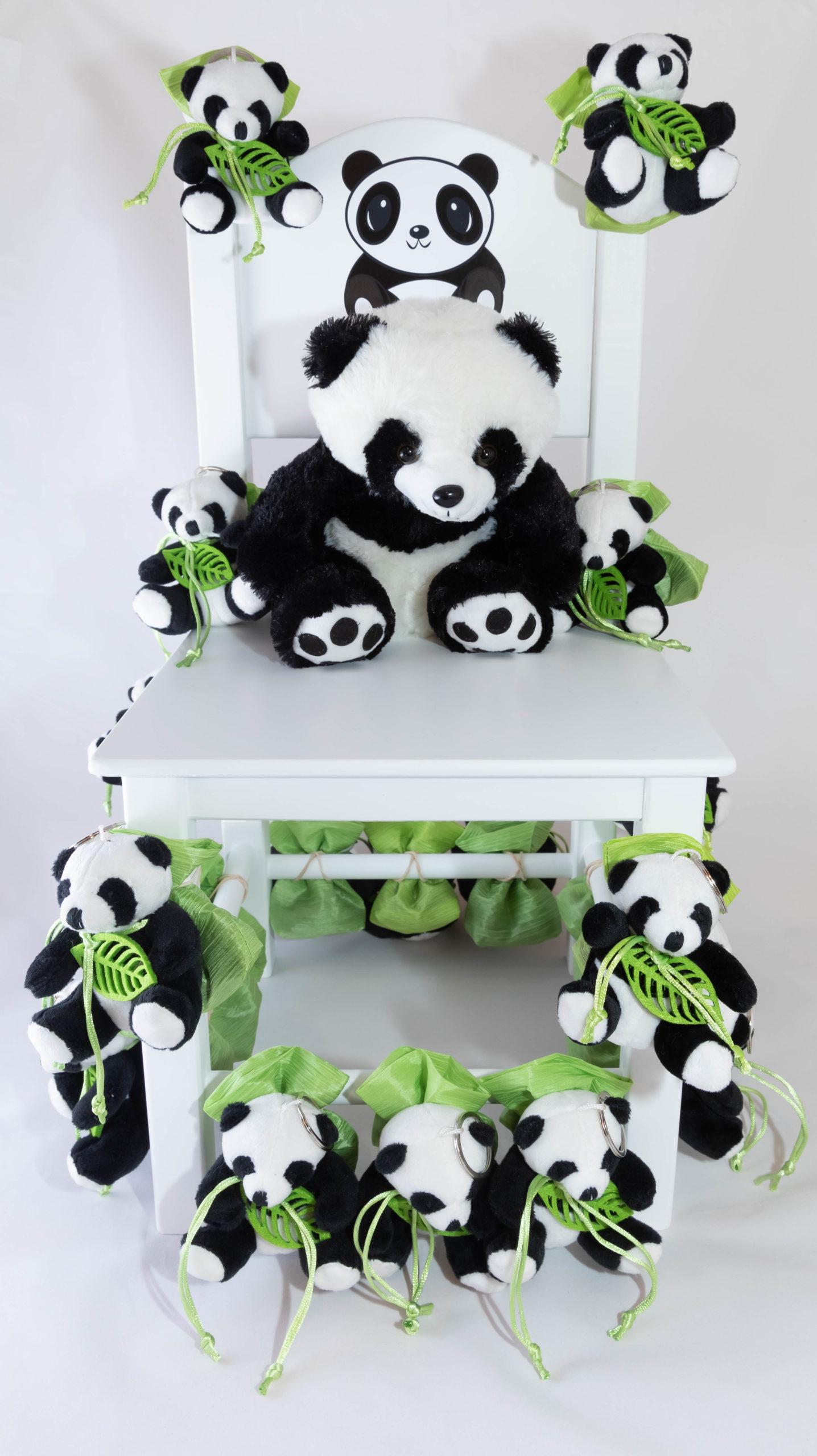 Chaise + sujet - Panda Image