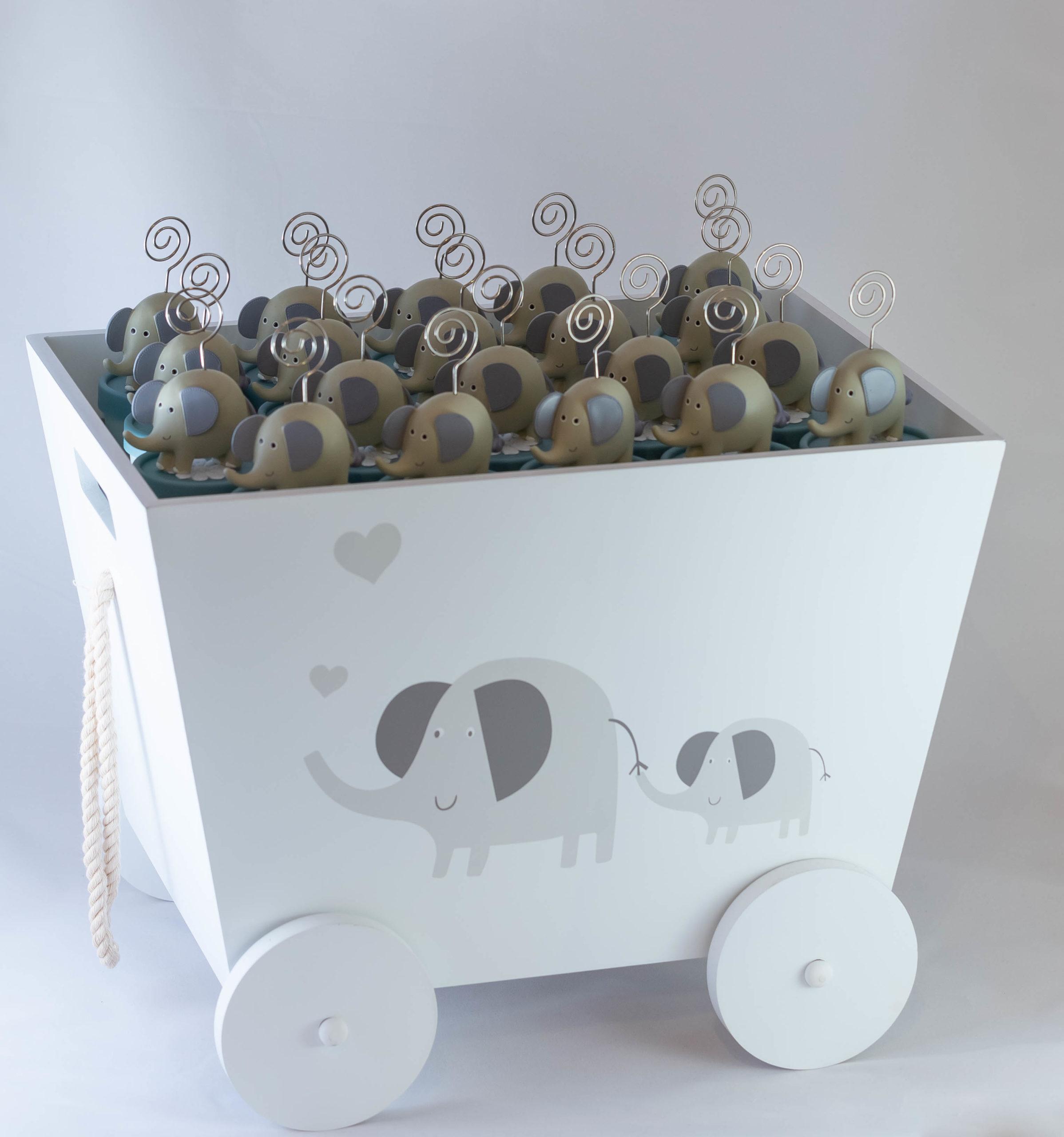 Chariot - Éléphant Image