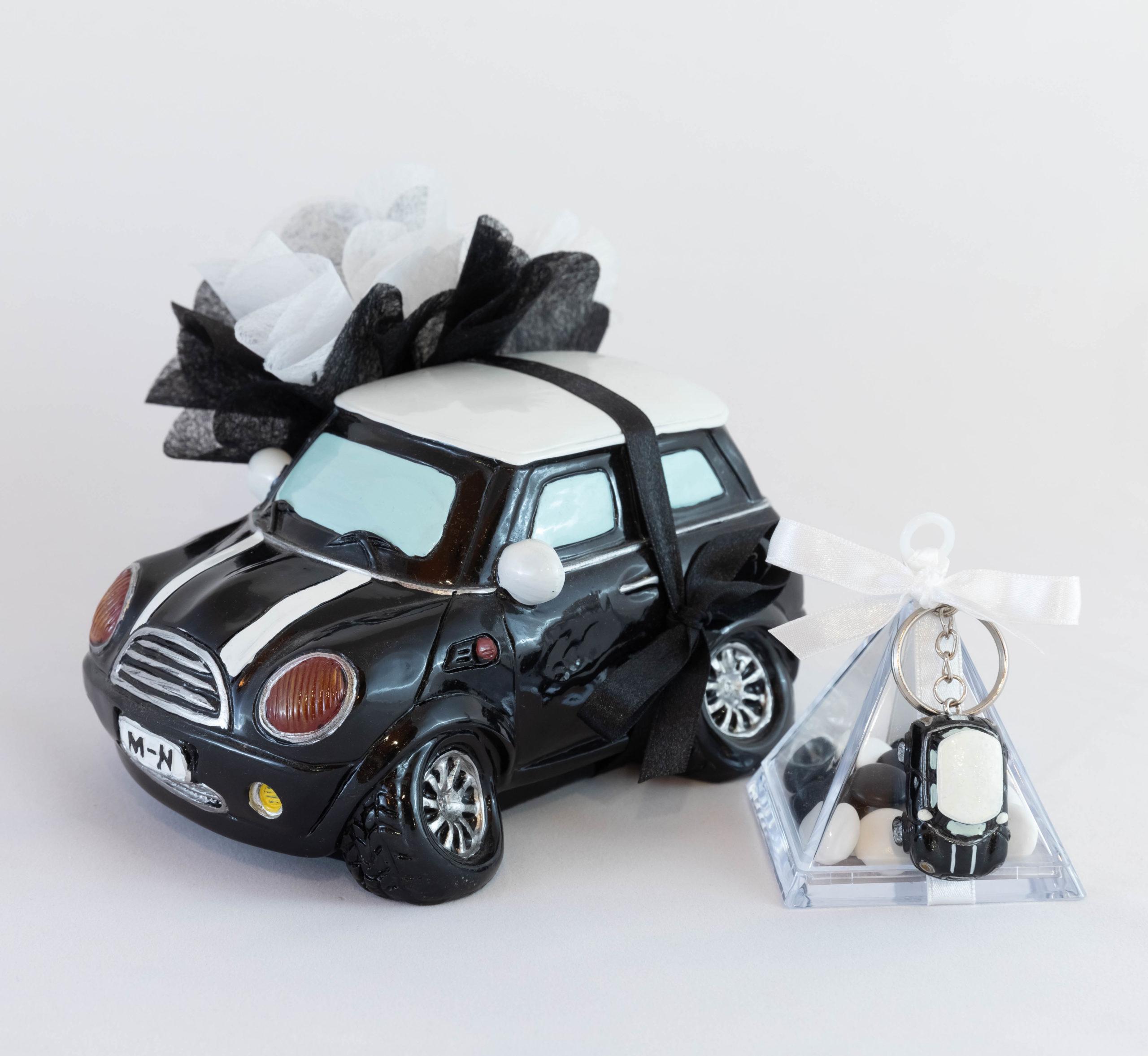Mini Cooper noire Ensemble - Véhicule Image
