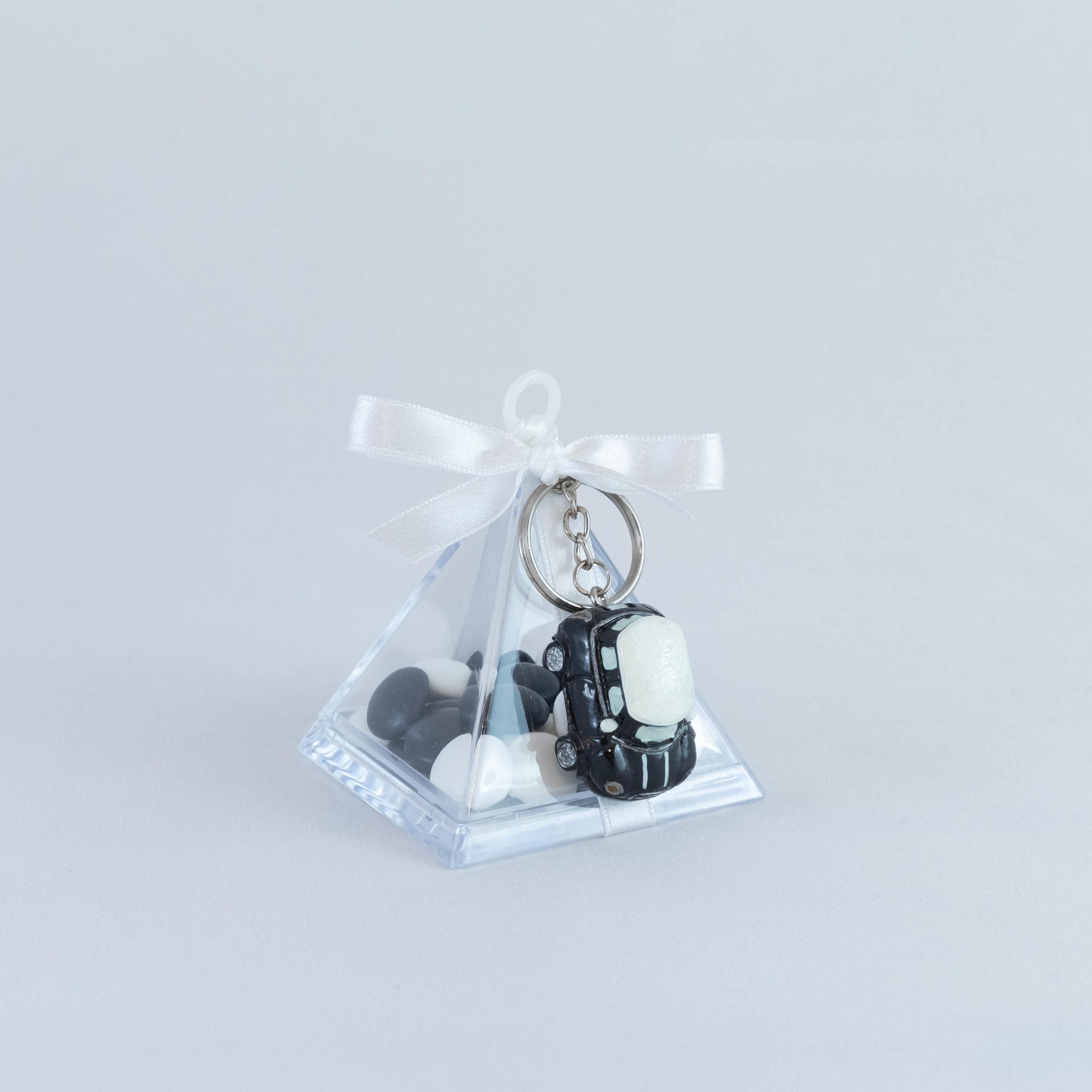 Mini Cooper noire Pyramide - Véhicule Image