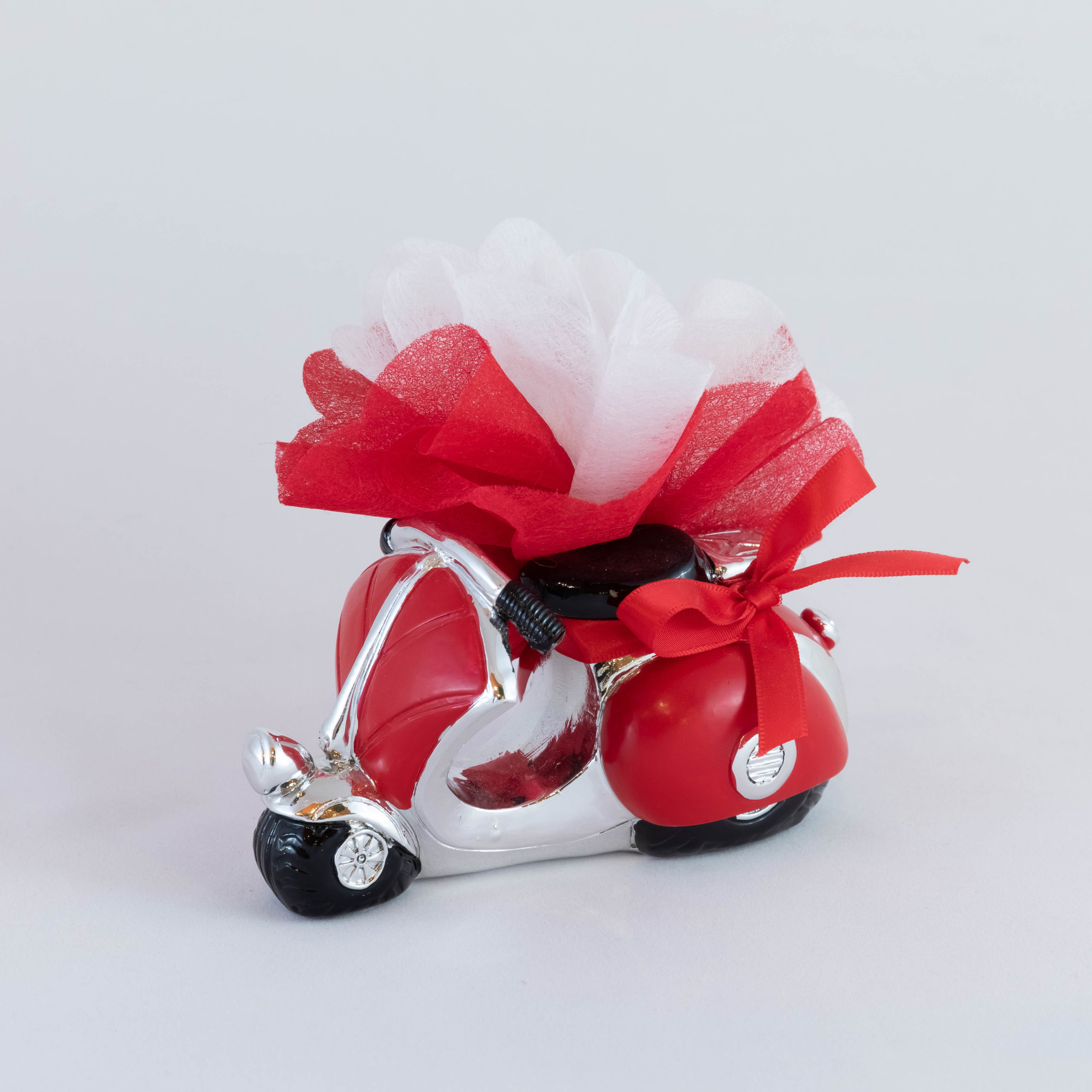 Scooter rouge - Véhicule Image